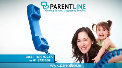 The New Parentline TV Advert