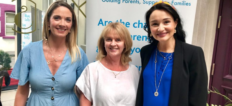 Parentline was delighted to be at the Mum Talks event in July